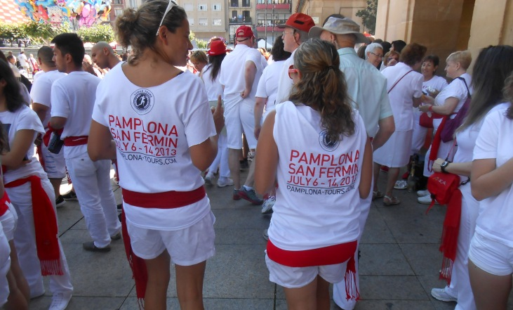 pamplona tours services