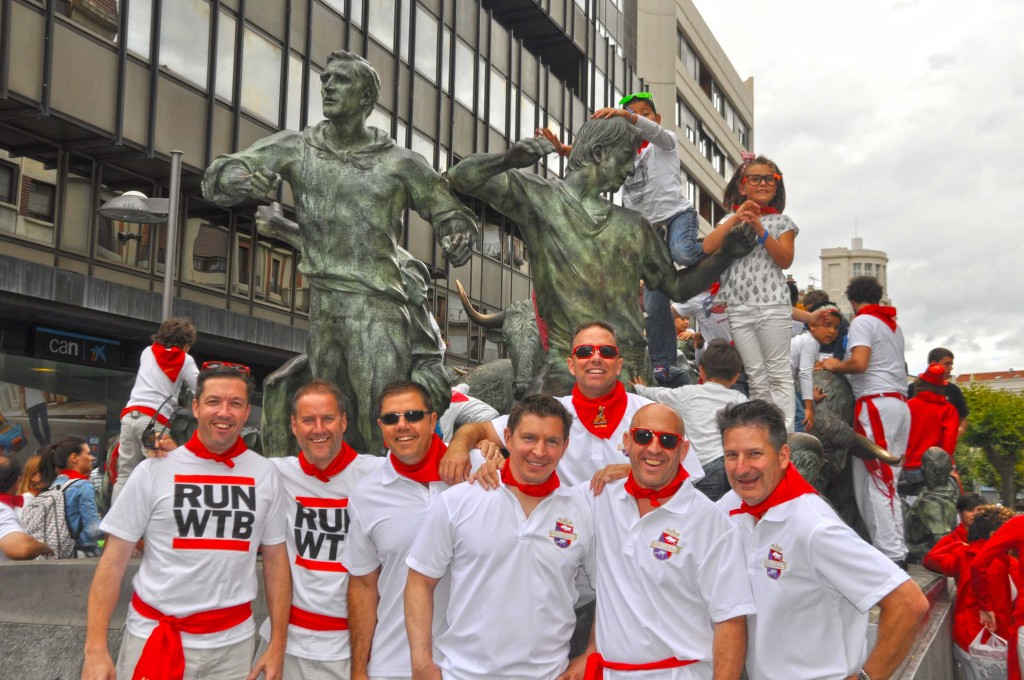 Travel Agents for Running of the Bulls