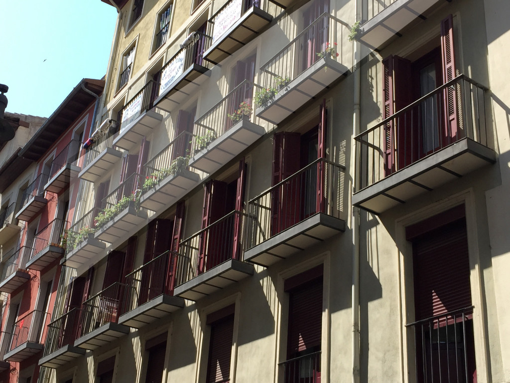 Dead Man's Curve Balcony