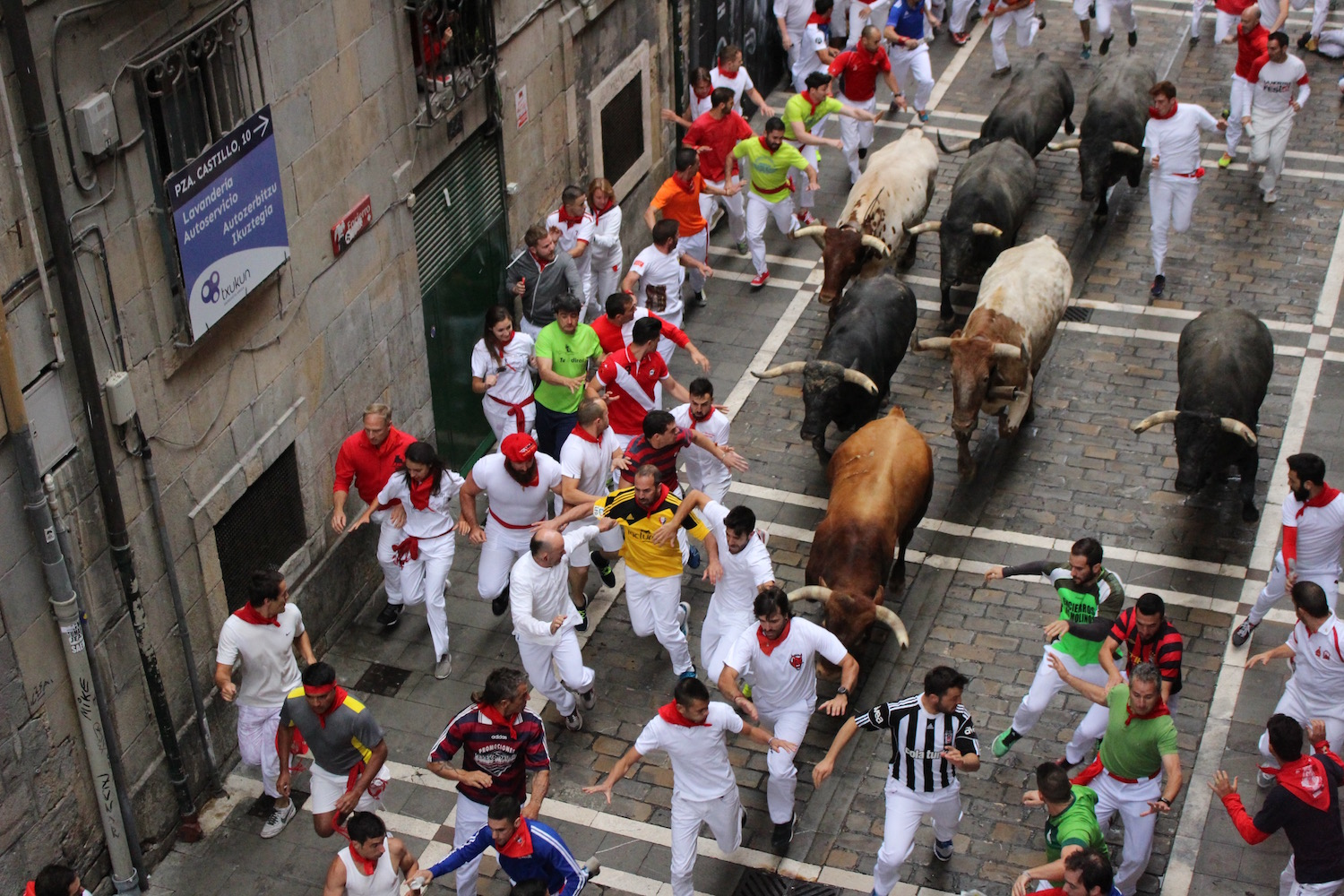2018 Running of the Bulls Packages