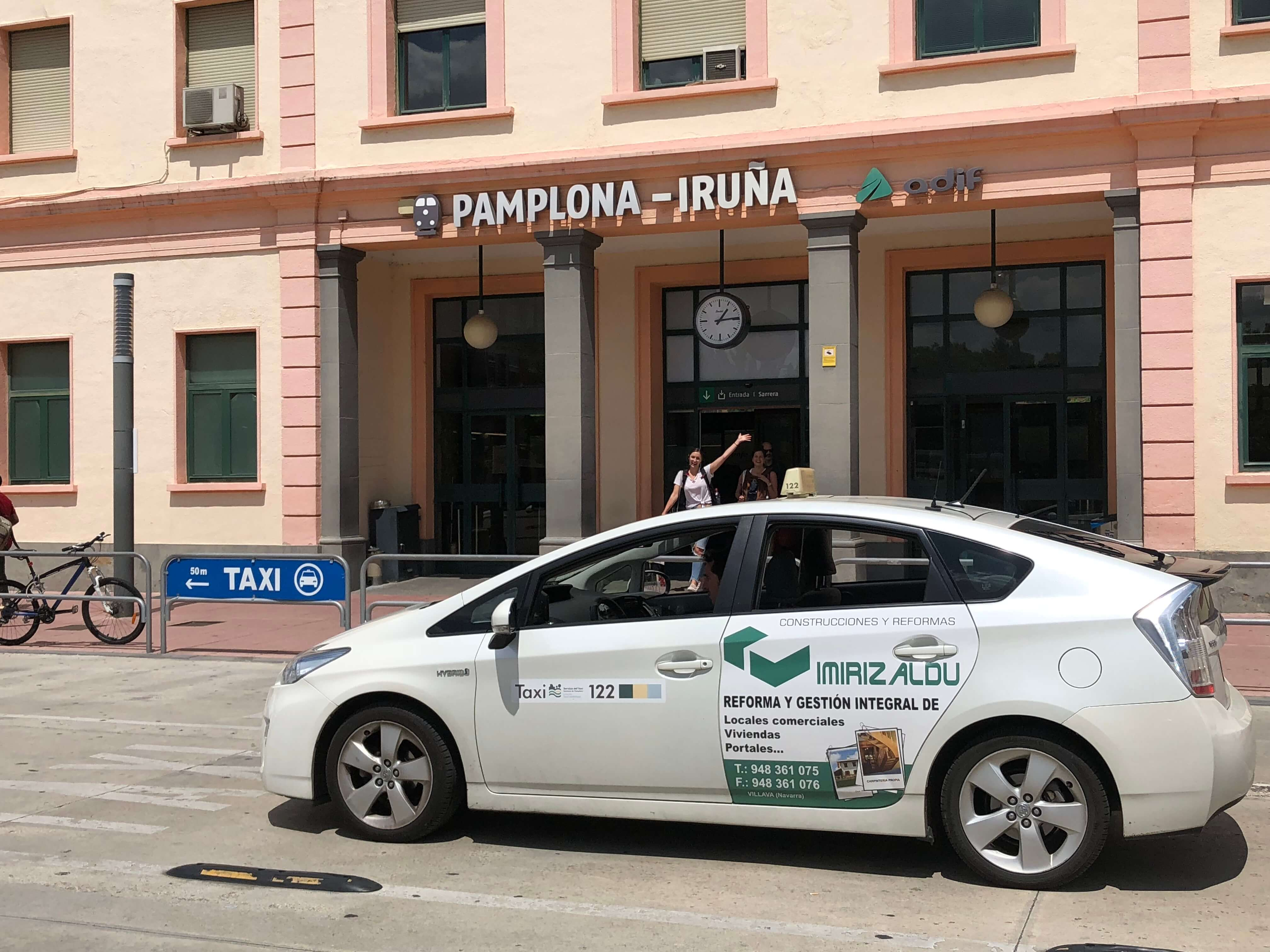 Where is Pamplona? How to Get to Pamplona, Spain and More